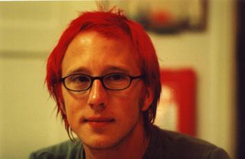 Eric med rött hår